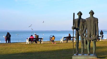 """Siófok – warto odwiedzić to uzdrowisko położone nad węgierskim """"morzem"""" oraz jego okolice"""
